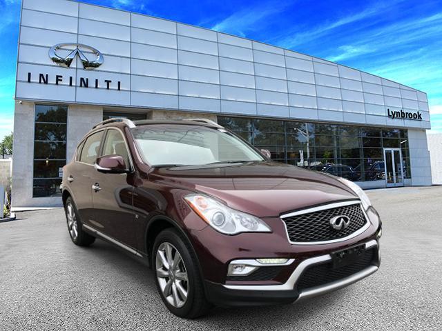2017 INFINITI QX50 AWD [2]