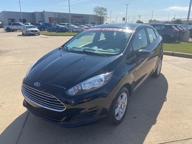 2019 Ford Fiesta SE [4]