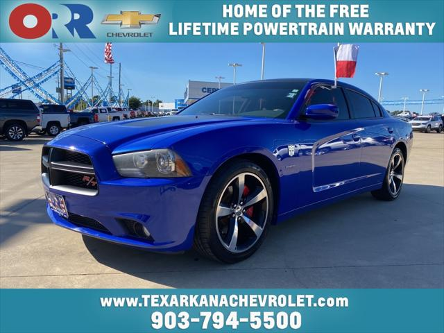 2013 Dodge Charger Road/Track [1]