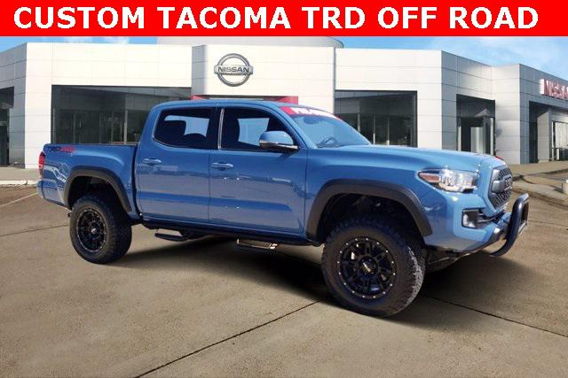2019 Toyota Tacoma 4Wd TRD Offroad [3]