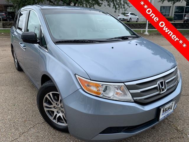 2012 Honda Odyssey EX-L [1]