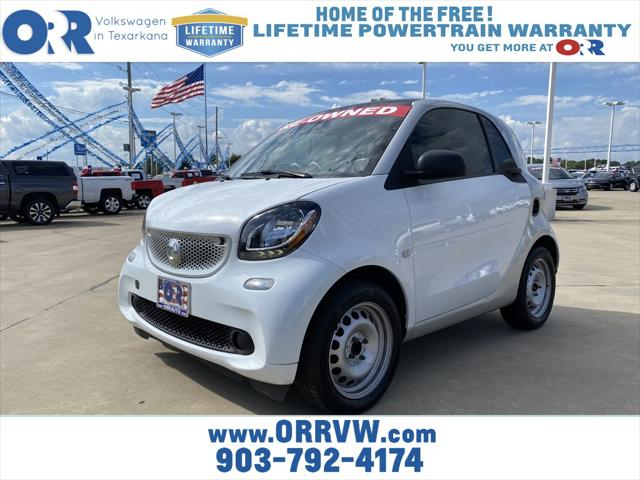 2017 smart Fortwo pure [0]