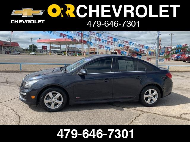 2016 Chevrolet Cruze Limited LT [0]