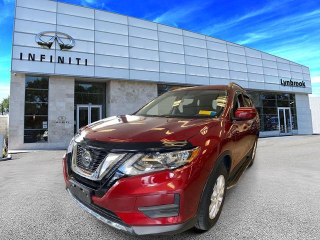 2018 Nissan Rogue SV [21]