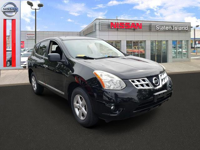 2012 Nissan Rogue S [0]