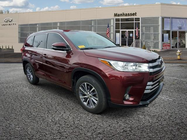 2018 Toyota Highlander XLE [2]