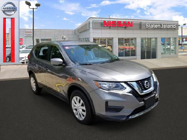 2017 Nissan Rogue AWD S [6]