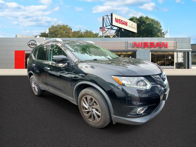 2016 Nissan Rogue AWD 4dr SL [0]