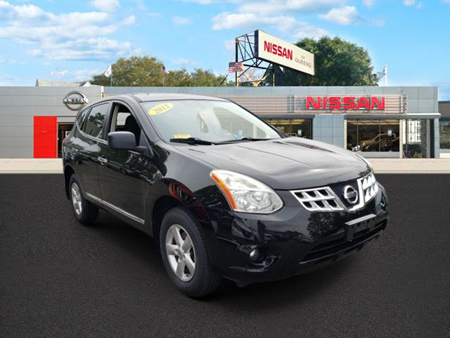 2012 Nissan Rogue AWD 4dr S [4]