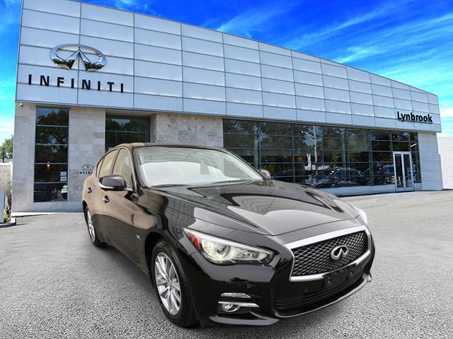2017 INFINITI Q50 2.0t AWD [4]