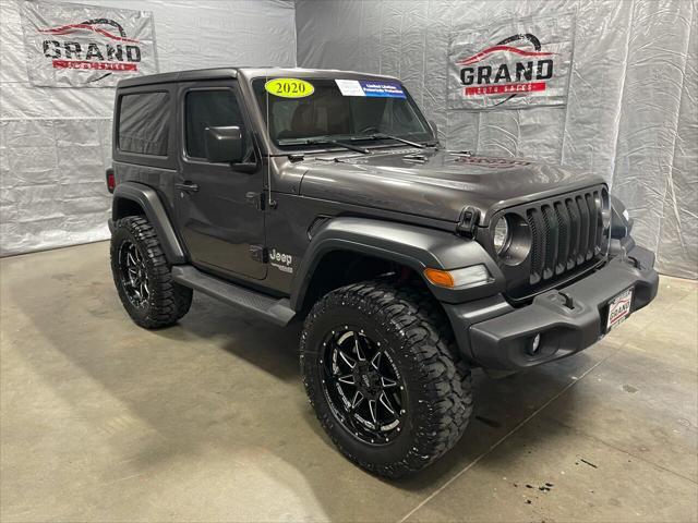 2020 Jeep Wrangler Sport S for sale in Grand Island, NE