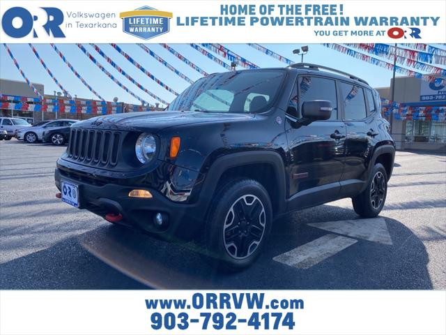 2017 Jeep Renegade Trailhawk [5]