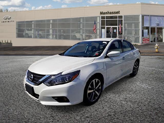 2018 Nissan Altima 2.5 SR [8]