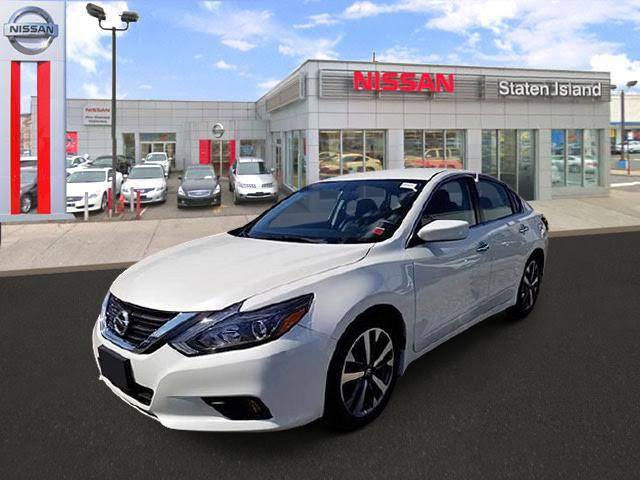 2018 Nissan Altima 2.5 SR Sedan [15]