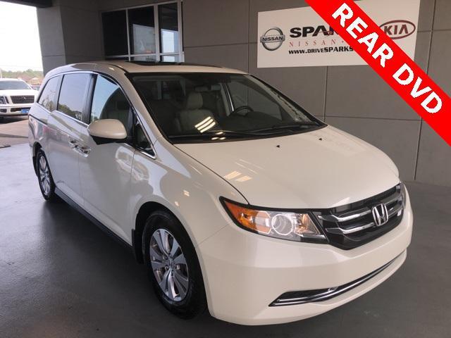 2017 Honda Odyssey EX-L [8]