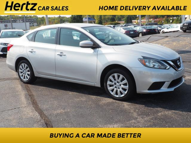2018 Nissan Sentra S for sale in Medina, OH