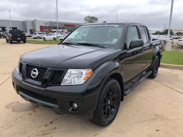 2018 Nissan Frontier SV V6 [5]