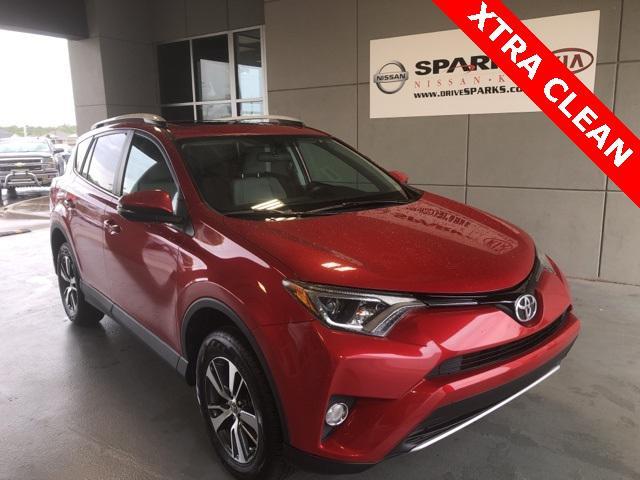 2016 Toyota Rav4 XLE [0]
