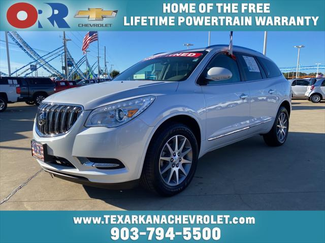 2016 Buick Enclave Leather [19]