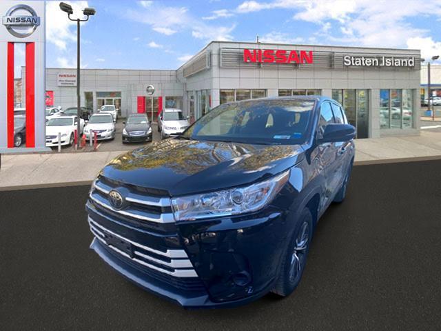 2019 Toyota Highlander LE [5]