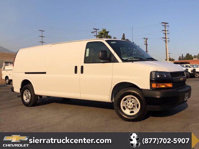 2020 Chevrolet Express Cargo Van RWD 2500 155″ [9]