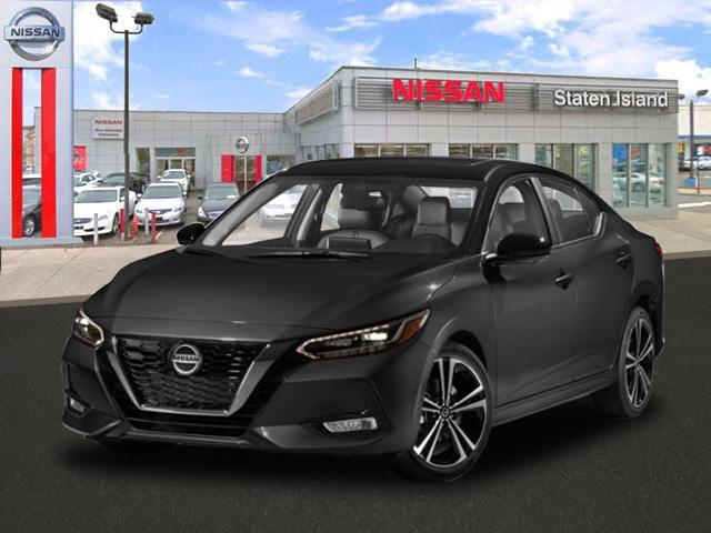 2020 Nissan Sentra SR [1]