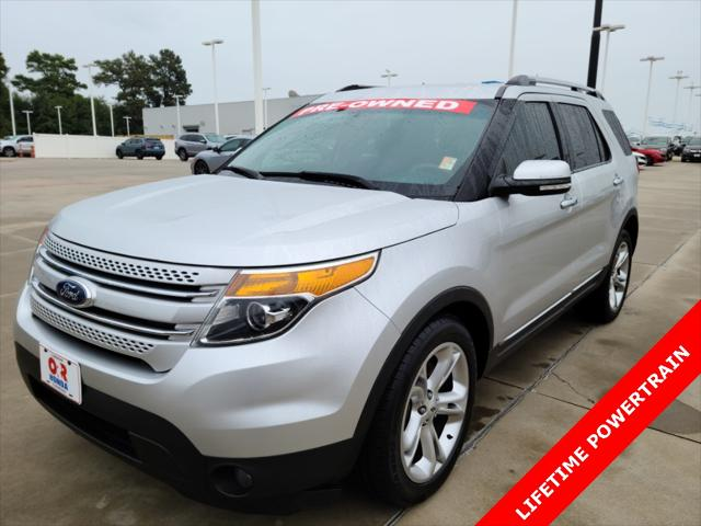 2015 Ford Explorer Limited [2]