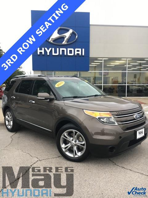 2015 Ford Explorer Limited [1]