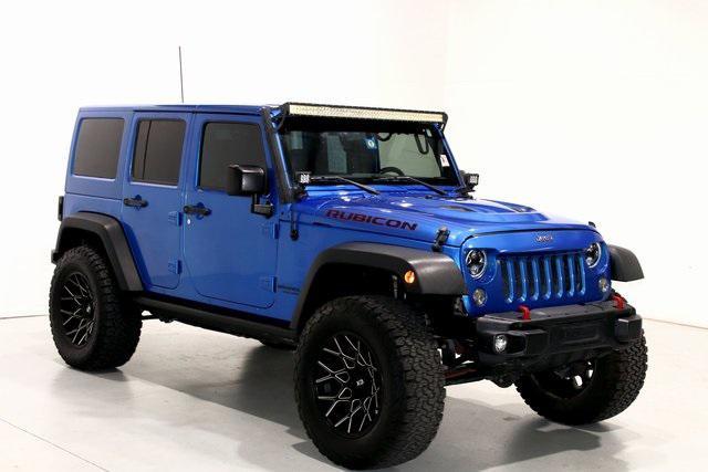 2016 Jeep Wrangler Unlimited Rubicon Hard Rock [2]