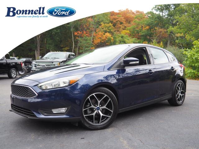 2017 Ford Focus SEL for sale in Winchester, MA