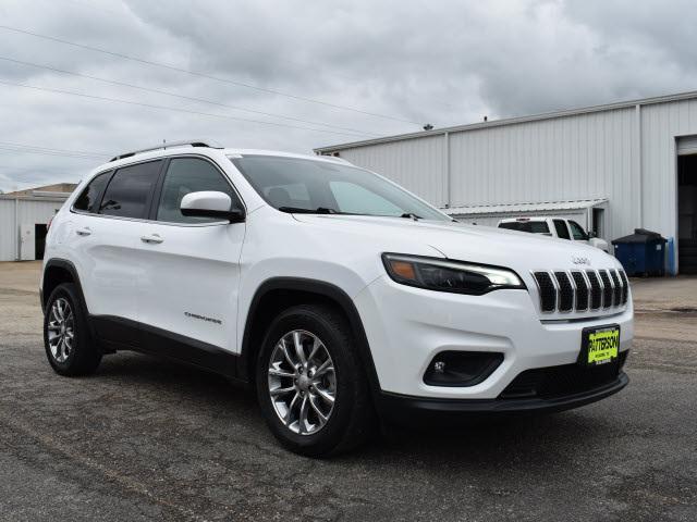 2019 Jeep Cherokee Latitude Plus [10]