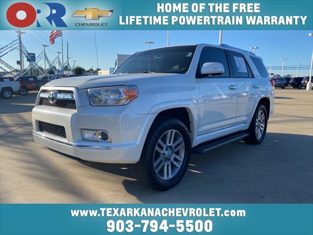 2011 Toyota 4Runner Limited [1]