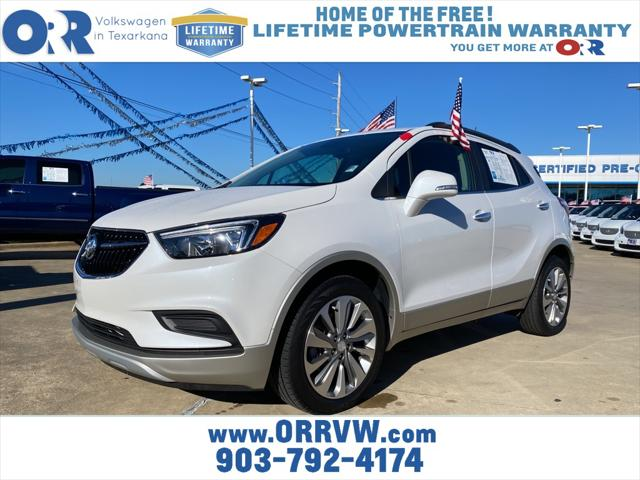 2018 Buick Encore Preferred [8]