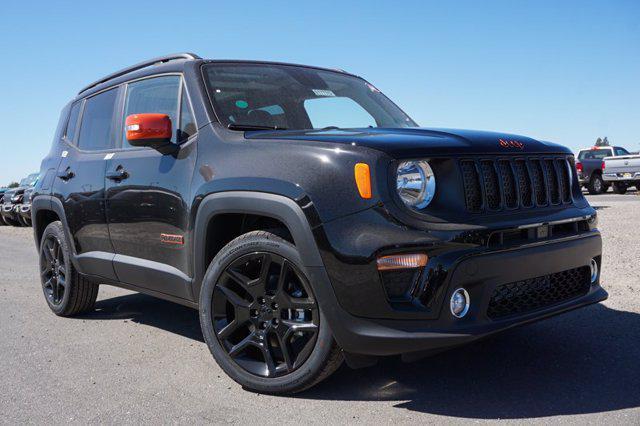 2020 Jeep Renegade Orange Edition for sale in Elk Grove, CA