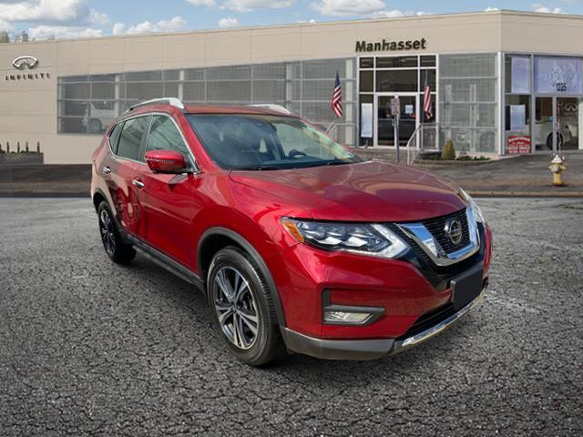 2018 Nissan Rogue AWD SL [15]