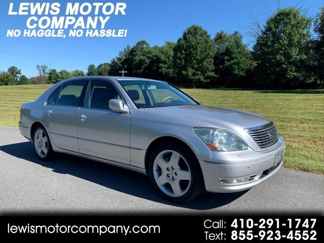 2006 Lexus LS 430 4dr Sdn for sale in Clarksville, MD
