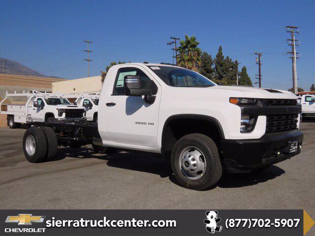2020 Chevrolet Silverado 3500Hd Cc Work Truck [11]