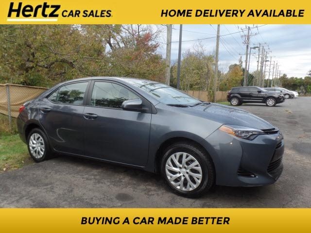 2018 Toyota Corolla LE for sale in Leesburg, VA