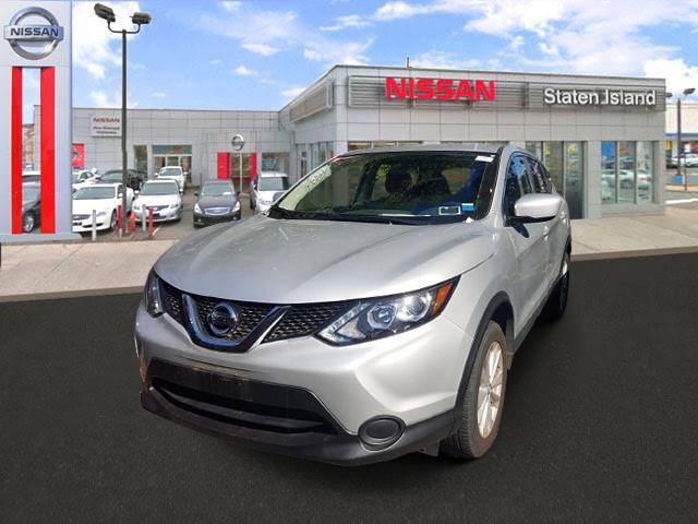 2017 Nissan Rogue Sport S [7]