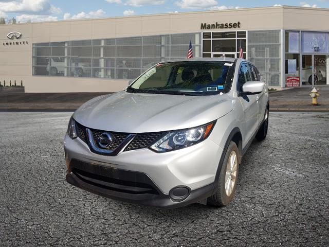 2017 Nissan Rogue Sport S [5]