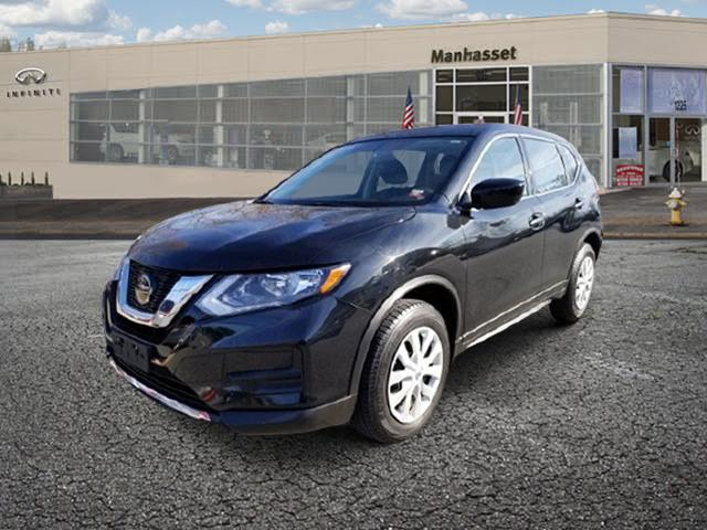 2018 Nissan Rogue S [8]
