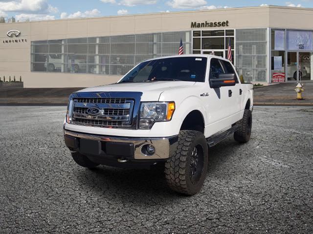 "2014 Ford F-150 4WD SuperCrew 145″"" XLT [0]"