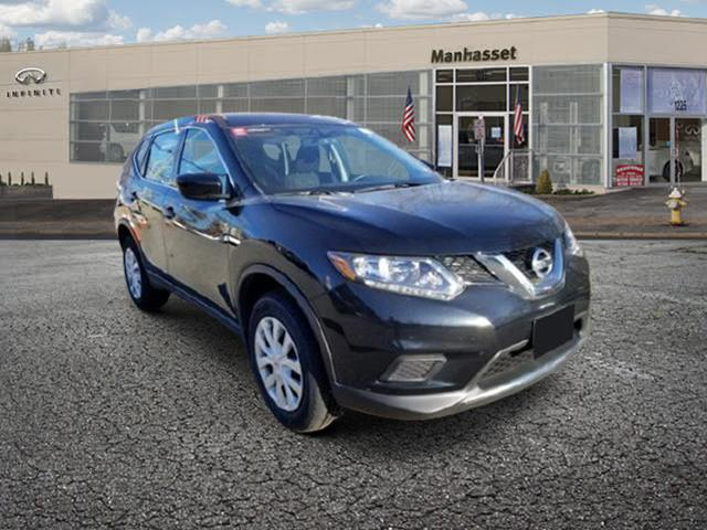 2017 Nissan Rogue S [9]