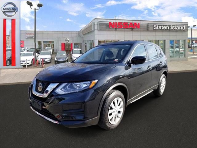2018 Nissan Rogue AWD S [19]