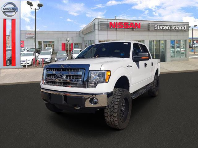 "2014 Ford F-150 4WD SuperCrew 145″"" XLT [6]"