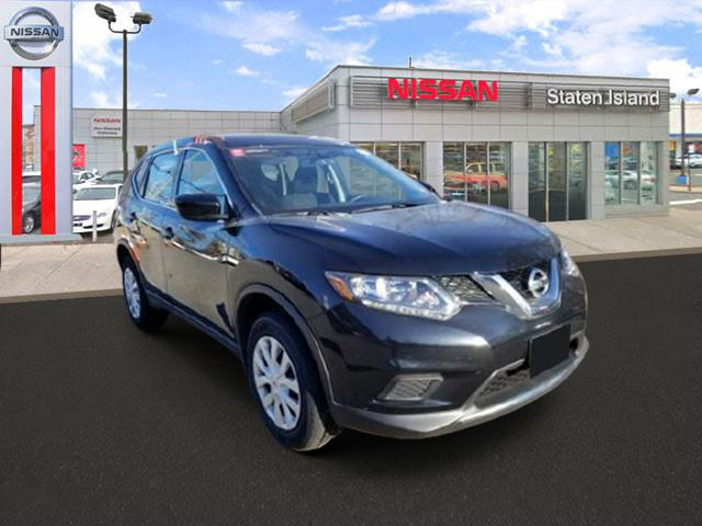 2017 Nissan Rogue AWD S [16]