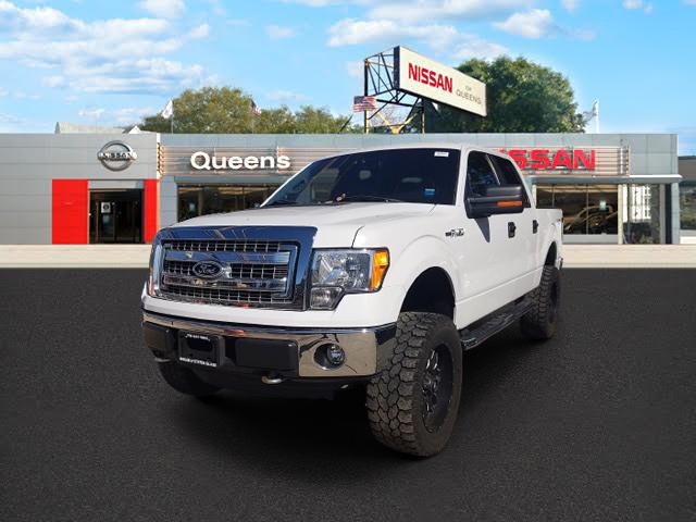 "2014 Ford F-150 4WD SuperCrew 145″"" XLT [2]"