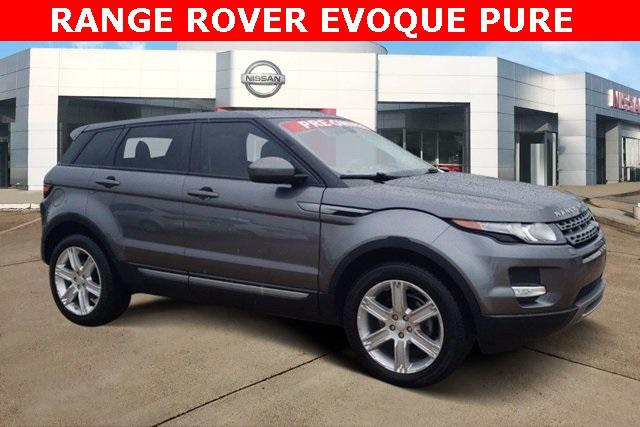 2015 Land Rover Range Rover Evoque Pure Plus [0]