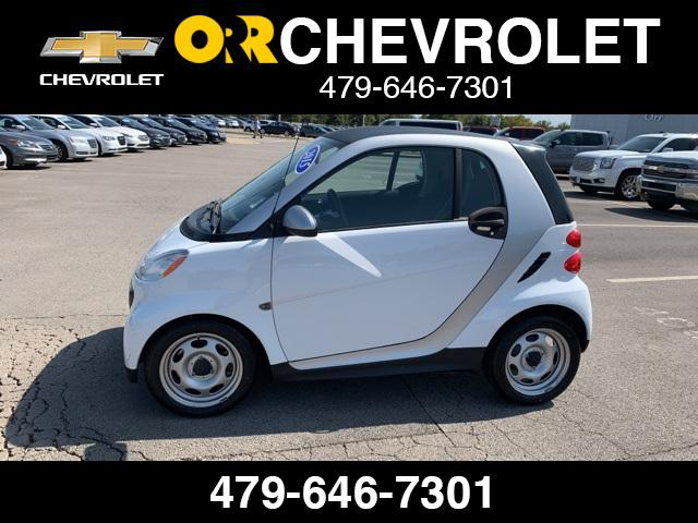 2015 smart Fortwo Passion [13]