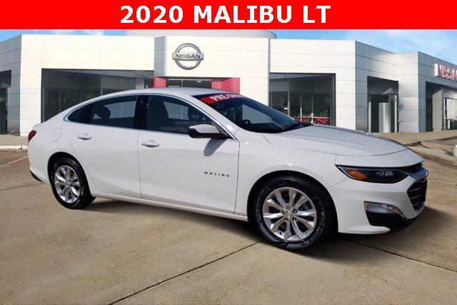 2020 Chevrolet Malibu LT [17]